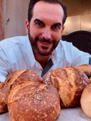 Cocineros de primera linea apuestan por el pan tradicional